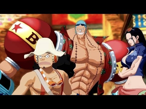 One Piece: Unlimited World Red - Launch Trailer thumbnail