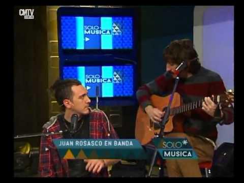 Juan Rosasco en Banda video Entrevista y Acústico - Junio 2015