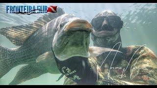 Documentário 12 Horas de Pesca Sub em água doce.