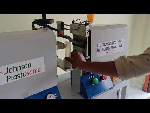 ULTRASONIC TUBE EALING MACHINE