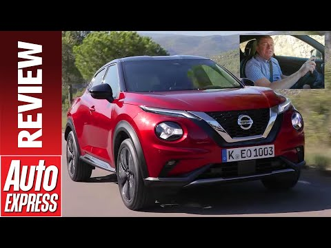New 2020 Nissan Juke review - is this the world's first sporty crossover to drive?