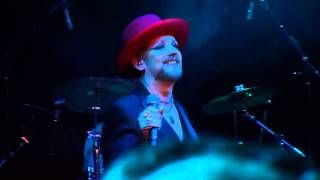 Boy George ~ Nice and Slow ~ Belasco Theater ~ Los Angeles