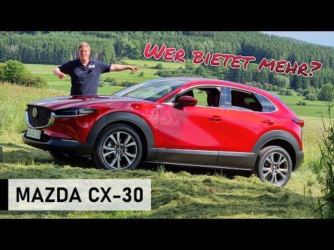 Der NEUE Mazda CX-30 MHEV: Soviel Auto für 24.790€? - Review, Fahrbericht, Test