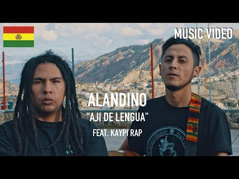 Alandino - Ají De Lengua ( Feat. Kaypi Rap ) [ Music Video ]