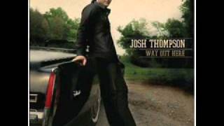 Josh Thompson - A name in this town