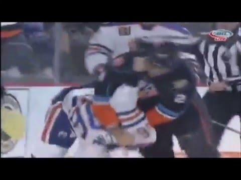 Josh Currie vs. Stu Bickel