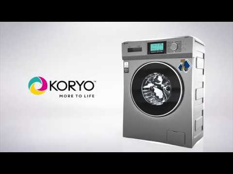 Koryo Washing Machine