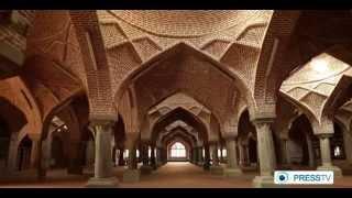 preview picture of video 'Iran Tabriz Mosque & Bazaar بازار و مسجد تبريز ايران'