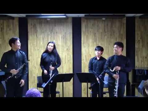 BSRU Woodwind Ensemble Instrument Recital