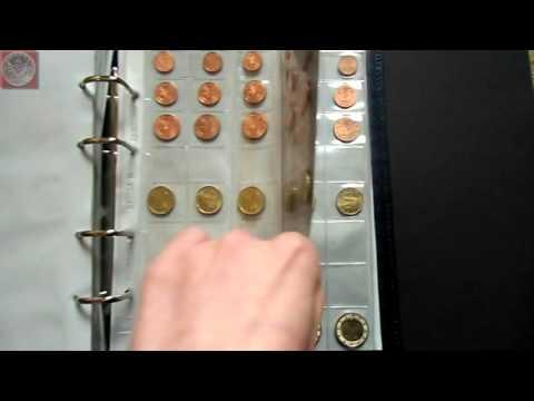 Euromünzen Teil 1 - DEUTSCHLAND