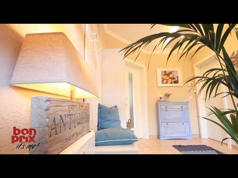 Flur Gestalten + DIY Kommode! - Homestyling Folge 2 |#bonprix #Wohnprinz |KOOPERATION
