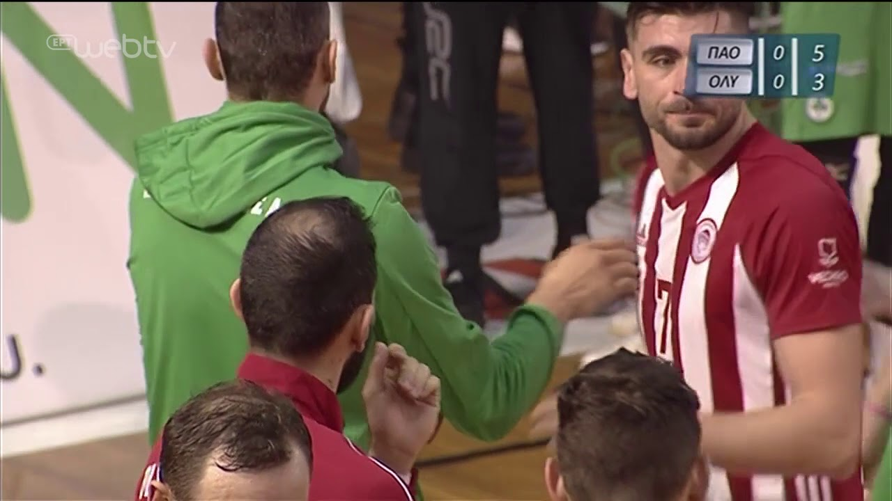 Volley League: ΠΑΝΑΘΗΝΑΪΚΟΣ – ΟΛΥΜΠΙΑΚΟΣ – Αποχώρηση Ομάδων   15/12/2019   ΕΡΤ