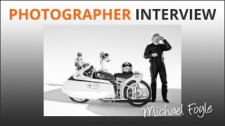 Interview - Michael Foyle