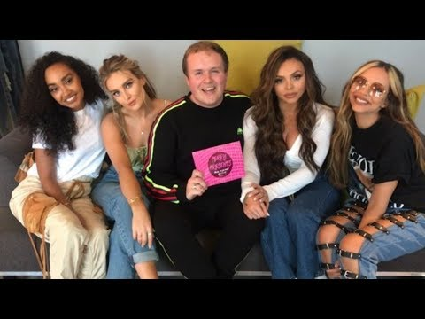 Twerking with Little Mix | Bounce Back | Perry Presents