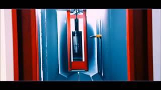 Full Otomatik Elektrostatik Toz Boya Tesisi