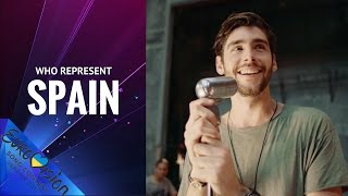 Eurovision 2018 - SPAIN (NEW EDITION IN COMMENT)