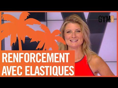 RENFORCEMENT AVEC ÉLASTIQUES - GYM DIRECT