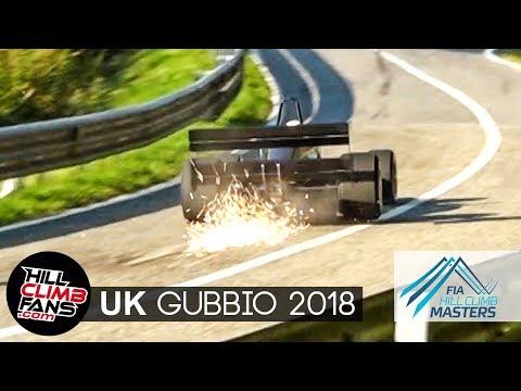 UK Hill Climb Team at Masters GUBBIO 2018 | Pure Sound ☆