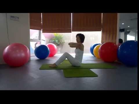 Yoga giảm cân - 5 động tác đánh tan mỡ bụng, sở hữu vòng eo thon gọn (Yoga For Weight Loss)