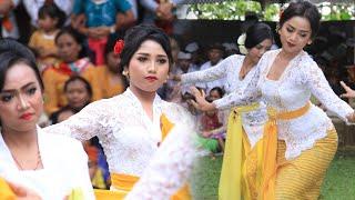 Tari Rejang Sari Tercantik Di Bali