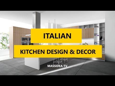 35+ Best Italian Kitchen Design & Decor Ideas 2017