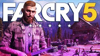 Stirring up a Hornet's Nest (Far Cry 5, Ep.2)