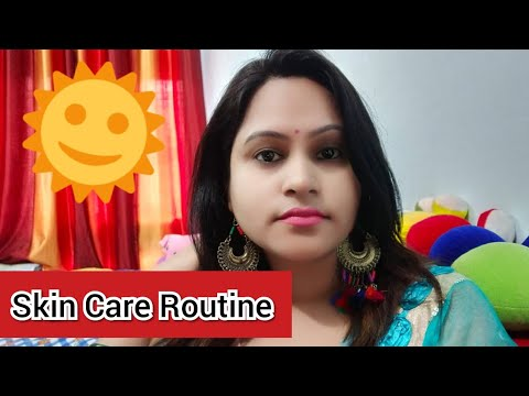 My Real Current Skin Care Routine 2019 For Glowing Skin||Herachi life