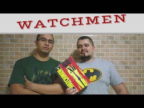 Watchmen, de Alan Moore e Dave Gibbons