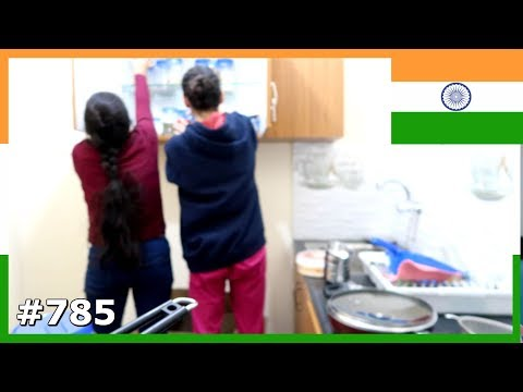 SETTLING IN OUR BANGALORE HOME DAY 785 | TRAVEL VLOG IV