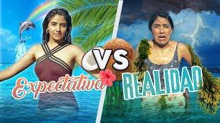 VERANO EXPECTATIVA VS. REALIDAD  | KAREN POLINESIA MUSAS LOS POLINESIOS