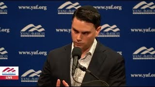 Leftist Woman Asks Shapiro If He's Transphobic