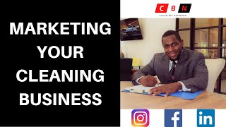 Cleaning Company Marketing | Secret to getting more commercial cleaning customers!!!