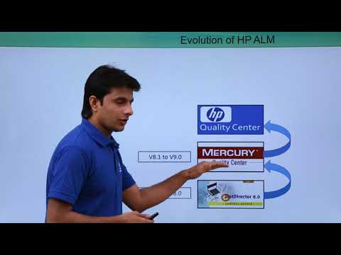 HP ALM - Introduction - YouTube