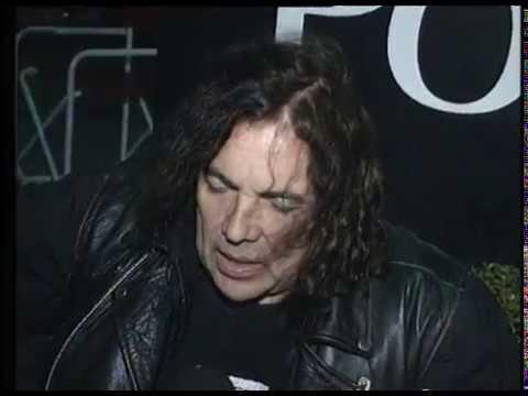 Pappo video Cumpleaños 54 Pappo - Entrevista 2004