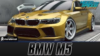 Need For Speed No Limits: BMW M5   Customization   WILD TOURING CAR BODYKIT