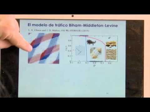 Explicación física de los trancones en los barrios - Universidad Nacional de Colombia