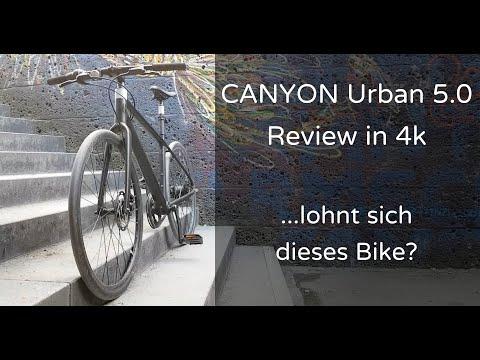 CANYON Urban 5.0 REVIEW ...lohnt sich dieses Bike? Erfahrungen nach 1 Jahr
