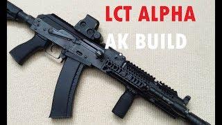 LCT Alpha AK build