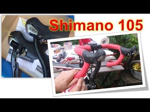 🚴 Shimano 105 montieren ST 5700