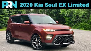 2020 Kia Soul EX Limited