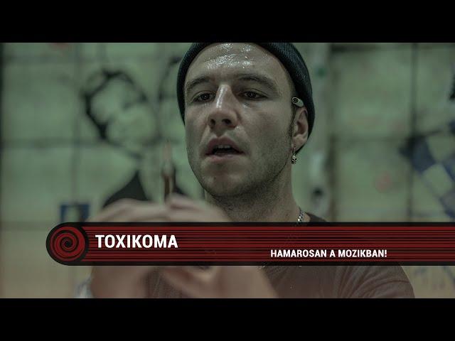 Toxikoma (18) – Nem én leszek – videoklip