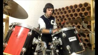 Billy Talent - Don't Count on the Wicked [Drum Cover]