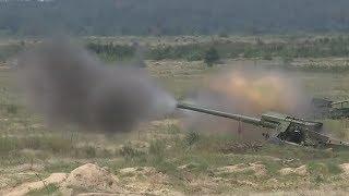 Артсистема «Гиацинт» получила новый снаряд.