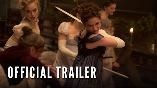 Pride And Prejudice And Zombies - Official Trailer 1