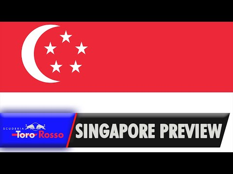 Image: WATCH: Pierre Gasly's Toro Rosso Singapore GP Preview