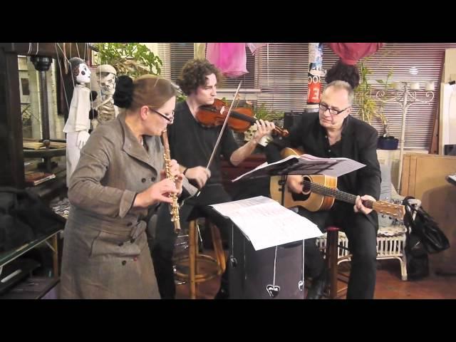 Traditional Balkan Folk Music From Bosnia - Seven Eight Ensemble - Tony Johansen Studio