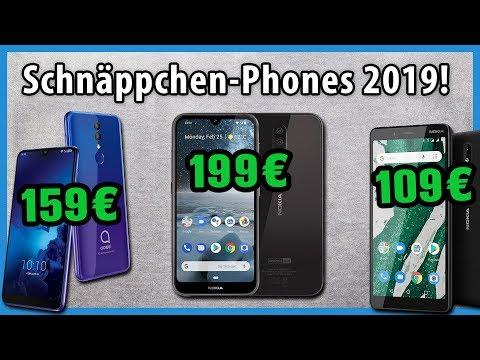 Coole NEUE Smartphones unter 300 Euro (2019) | PC-WELT