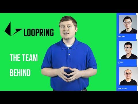 The Team Behind Loopring Cryptocurrency