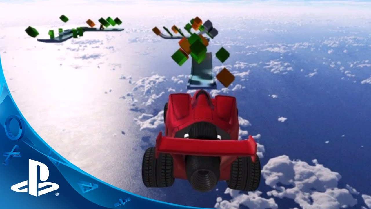Jet Car Stunts on PS4, PS3, Vita: Release Details, Pricing Revealed
