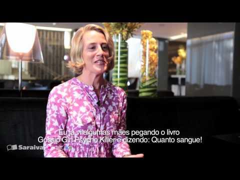 Cecily Von Ziegesar, fala sobre Gossip Girl Psycho Killer